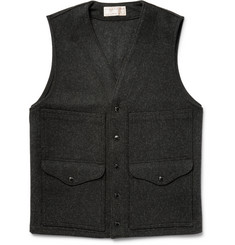 Filson Cruiser Mackinaw Wool Gilet