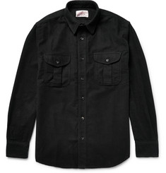 Filson Seattle Cotton-Moleskin Overshirt