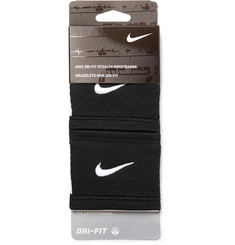 Nike - Stealth Dri-FIT Sweatbands