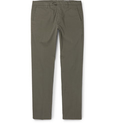 NN07 Theo Slim-Fit Stretch-Cotton Chinos