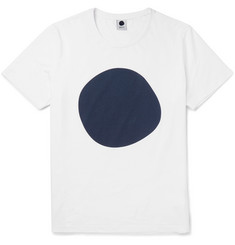 NN07 Printed Slim-Fit Cotton-Jersey T-Shirt