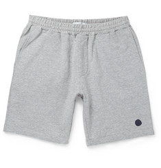 NN07 Archie Loopback-Stretch Cotton Shorts