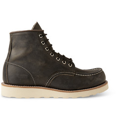 Red Wing Shoes Moc Leather Boots