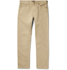 J.Crew - 770 Bedford Slim-Fit Cotton-Corduroy Trousers