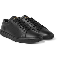 Saint Laurent - SL01 Court Classic Leather Sneakers
