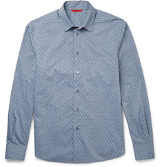 Barena Cotton-Jacquard Shirt