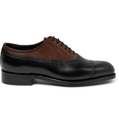 Grenson + Foot the Coacher Leather Brogues