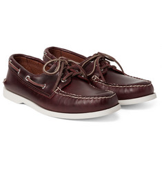 Quoddy - Downeast Leather Boat Shoes
