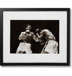 "Sonic Editions -  'What's My Name' Framed Muhammad Ali Print, 16"" x 20"""