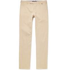 Incotex - + Incotex Slim-Fit Cotton Chinos