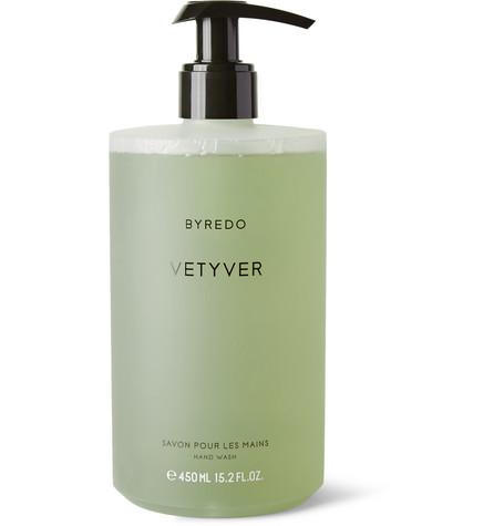 Vetyver Hand Wash, 450ml by Byredo