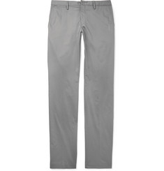 Hugo Boss - Slim-Fit Stretch-Cotton Twill Chinos