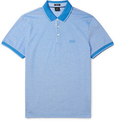 Hugo Boss - Cotton-Piqué Polo Shirt