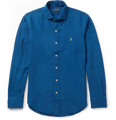 Polo Ralph Lauren - Slim-Fit Linen Shirt
