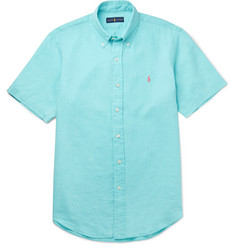Polo Ralph Lauren - Button-Down Collar Linen Shirt