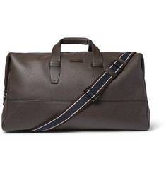 Hugo Boss - Aspen Full-Grain Leather Holdall