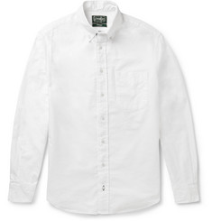 MR PORTER 5th ANNIVERSARY + Gitman Vintage Slim-Fit Button-Down Collar Cotton Oxford Shirt
