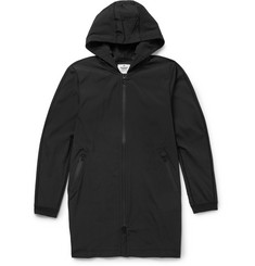 Reigning Champ Stretch-Shell Hooded Sideline Jacket