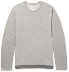 Reigning Champ - Drawstring-Hem Stretch-Jersey Sweatshirt