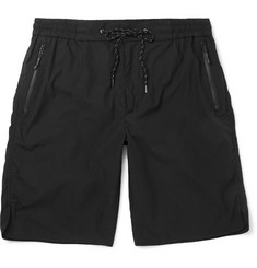 Marvy Jamoke Panelled Cotton-Blend Shorts