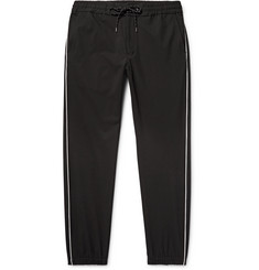 Marvy Jamoke Tapered Piped Twill Trousers