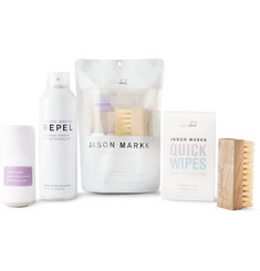 Jason Markk - + PUSH Premium Shoe Care Box Set