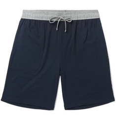 Hugo Boss - Stretch Pima Cotton and Modal-Blend Pyjama Shorts