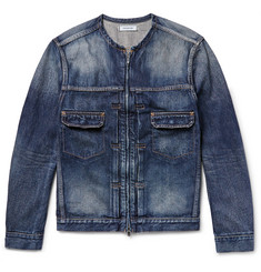 nonnative Washed-Denim Zip-Up Jacket