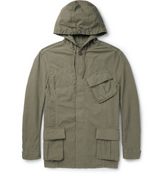 nonnative Cotton-Ripstop Hooded Parka
