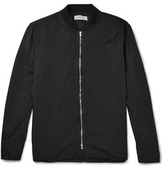 nonnative Twill Zip-Up Overshirt
