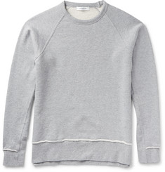 nonnative Dweller Loopback Cotton-Jersey Sweatshirt