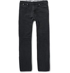 nonnative - Dweller Slim-Fit Faded Cotton Jeans