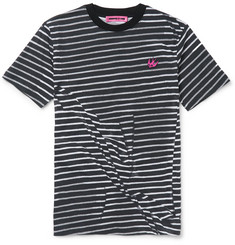 McQ Alexander McQueen Slim-Fit Striped Cotton T-Shirt