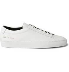 MR PORTER 5th ANNIVERSARY + Common Projects Original Achilles Leather Sneakers