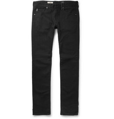 AG Jeans - Nomad Slim-Fit Tapered Stretch-Denim Jeans