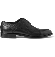 Hugo Boss Stockholm Leather Derby Shoes