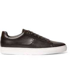 Hugo Boss Leather Sneakers