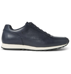 Hugo Boss Breeze Leather Sneakers