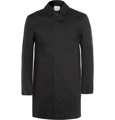 MR PORTER 5th ANNIVERSARY + Mackintosh Cotton Raincoat