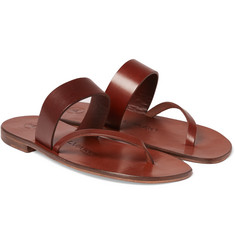 Álvaro - Alberto Leather Sandals