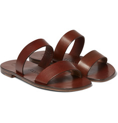 Álvaro - Alex Leather Sandals