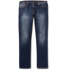 Nudie Jeans - Tight Long John Skinny-Fit Organic Stretch-Denim Jeans