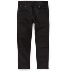 Nudie Jeans - Brute Knut Slim-Fit Organic Stretch-Denim Jeans