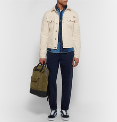 Nudie Jeans Billy Organic Stretch-Denim Jacket