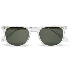 Garrett Leight California Optical Bentley 51 D-Frame Acetate Sunglasses