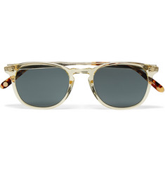 Garrett Leight California Optical - Kinney D-Frame Acetate Sunglasses