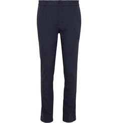 Theory Plymouth Stretch Linen-Blend Trousers