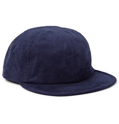 Saturdays NYC - Canyon Faux Suede Baseball Cap