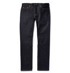 Jean Shop - Mick Slim-Fit Raw Selvedge Denim Jeans