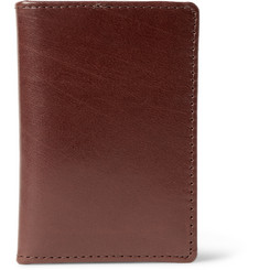 J.Crew Leather Bifold Cardholder